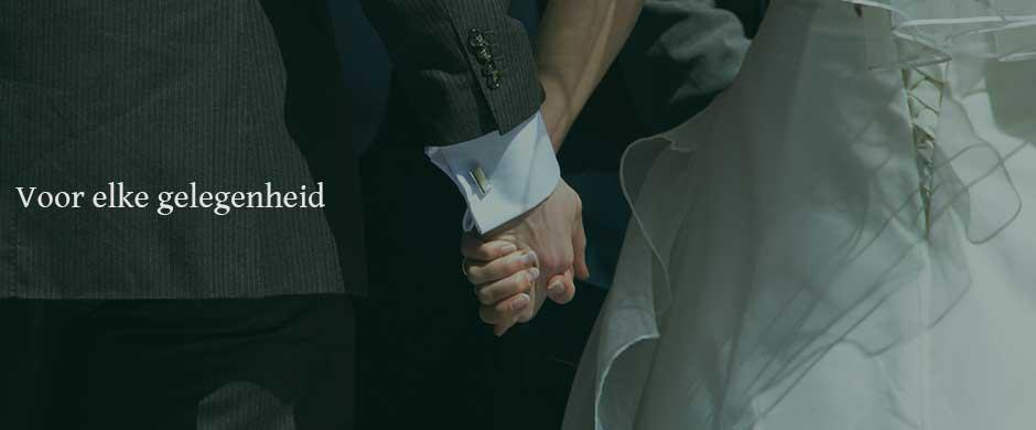 Huwelijk hand in hand